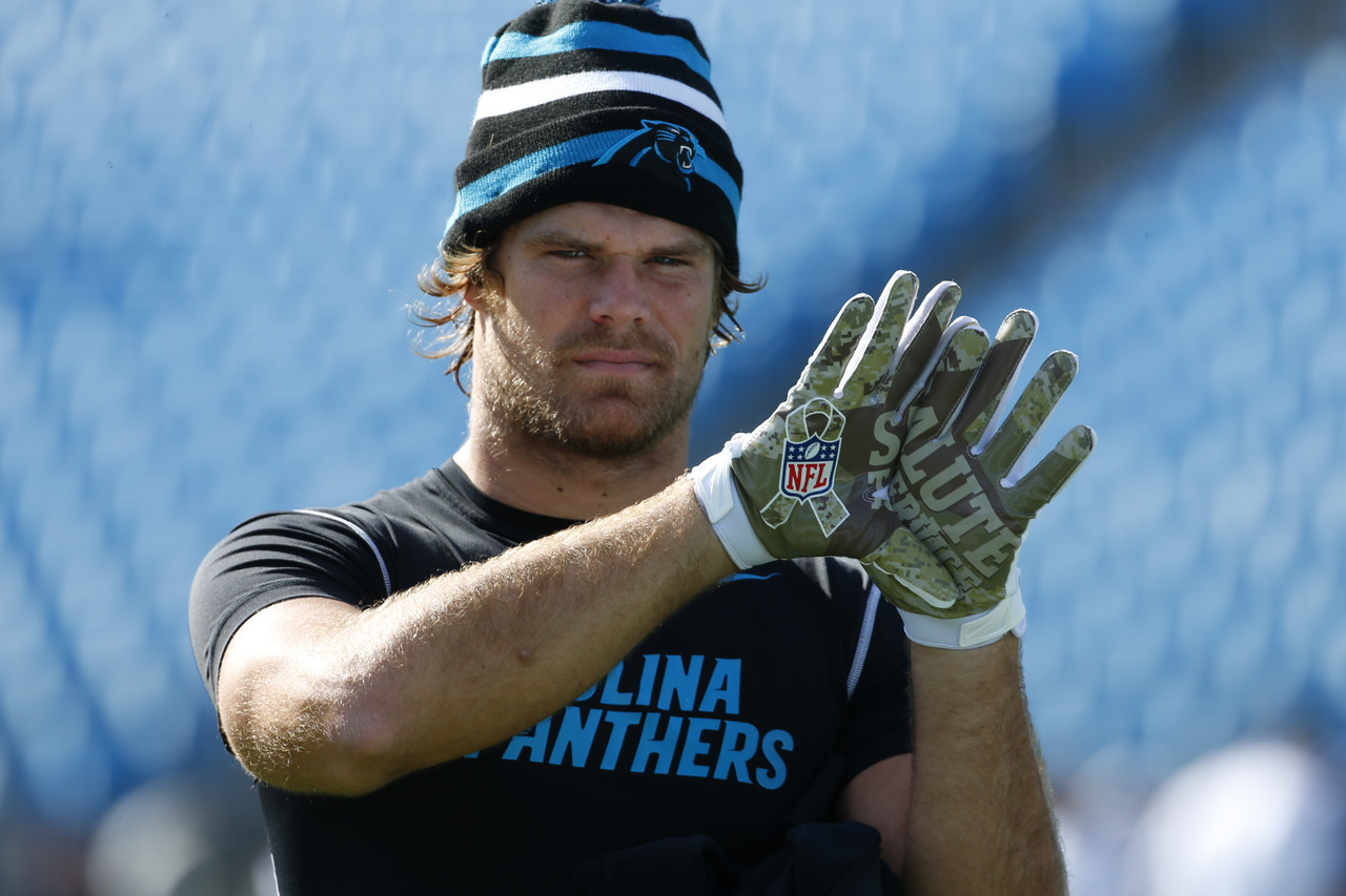 Greg Olsen Panthers Wallpaper