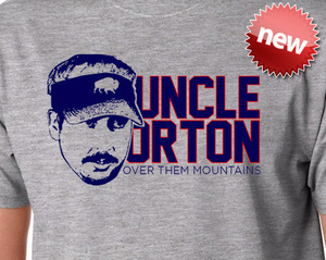 So buy this shirt like I did  Uncle Rico Kyle Orton